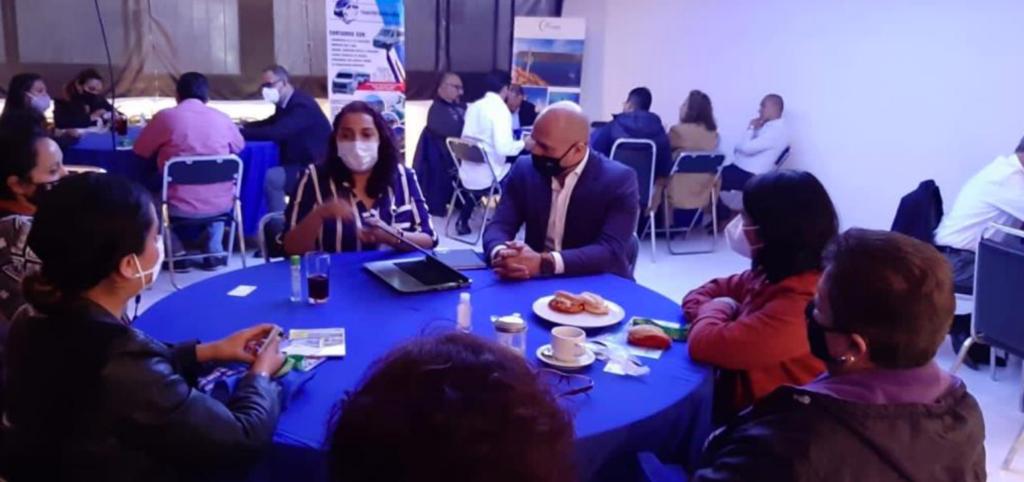 """En el marco de la nueva normalidad dentro de la industria turística, la Asociación Mexicana de Agencias de Viajes (AMAV) realizó su primer workshop híbrido denominado """"Enlace de negocios turísticos en la zona noroeste de México"""", en el cual participaron 16 empresas y dos entidades facilitadoras."""